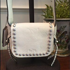 Coach Dakota sm leather crossbody bag